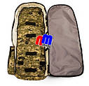 Рюкзак для металошукача і лопати «ЛІС» - Oxford 600d, фото 8