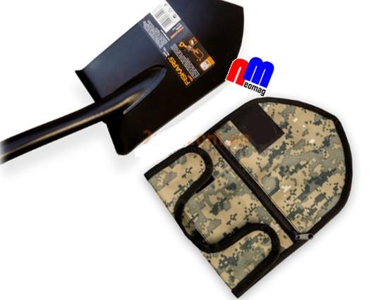 Чохол для лопати Fiskars+ сумка для знахідок 2 в 1