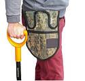 Чохол для лопати Fiskars+ сумка для знахідок 2 в 1, фото 4