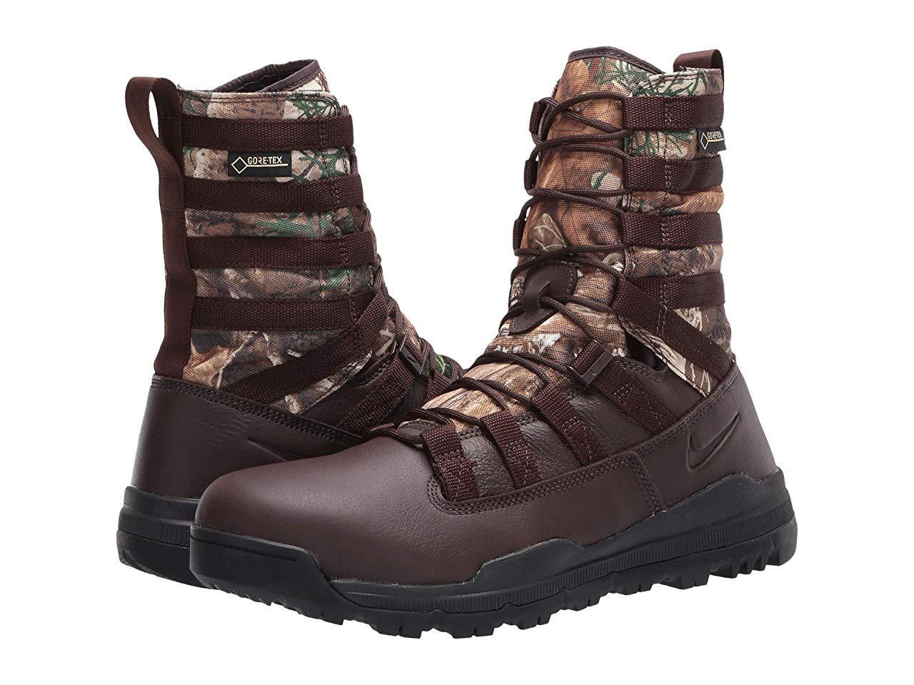 Ботинки/Сапоги Nike 8'' SFB GEN 2 Realtree GT Fauna Brown/Fauna Brown/Black