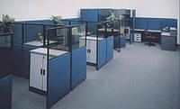 Изготовление офисных перегородок