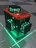 БИРЮЗОВЫЙ ЛУЧ---->50м. Лазерный 3D нивелир (METERK) Chang Sheng (3*360) [2 мм на 10 метров- погрешность]