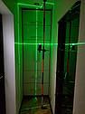 ПОСИЛЕНА Розпірна штанга стійка для лазерного рівня 3.36 м, РІЗЬБЛЕННЯ 1/4 І 5/8, фото 2