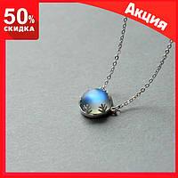 ✨🎀Серебряный кулон ручной работы Aurora (Аврора)🎀✨