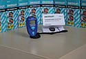 Толщиномер тестер краски автомобиля ALLOSUN ALL-SUN EM2271, фото 2