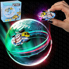 Інтерактивна іграшка Laser Chariot Car