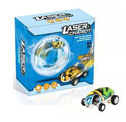 Супер Подарунок до нового року 2020!!! Антигравітаційна машинка Laser Chariot RN 136 ОРИГІНАЛ+СЕРТИФІКАТ