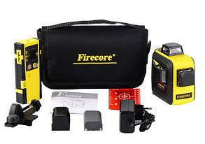 НОВИНКА 2019⇒30м☀Лазерний рівень Firecore F93T XR ➤⏏БАТАРЕЙКИ+МЕРЕЖА+Li-ion+ПРИЙМАЧ