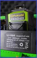 Li-ion аккумулятор FL-437-400 на 4000 мАч к лазерному уровню Fukuda MW94D