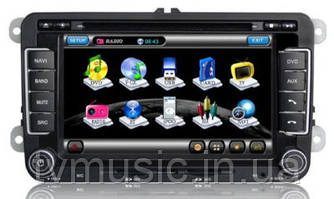 Штатная магнитола Hyundai ANHY801 Azera 2012