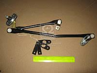 Трапеция привода стеклоочистителя ГАЗ 3102,31029,2410,3110   , СЛ136Д-5205400