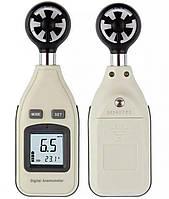 Анемометр (0,1-30м/с) Benetech GM816A