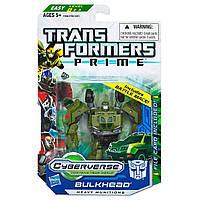 "Автобот Балкхэд  ""Трансформеры Прайм"" - Bulkhead, Transformers Prime, Cyberverse, Commander, Hasbro"