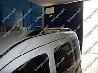 Рейлинги на Renault Kangoo (пластиковые концевики)