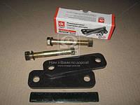 Ремкомплект серьги рессоры ГАЗЕЛЬ (серьга усилен. 8 мм) (на одну рессору)    , 3302-2902464-60