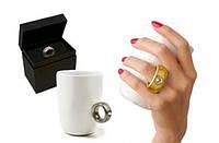 Чашка с бриллиантом, Чашка з діамантом, Оригинальные чашки и кружки