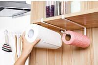 Держатель для бумажных полотенец, пищевой пленки, Тримач для паперових рушників, харчової плівки, Все для Кухни