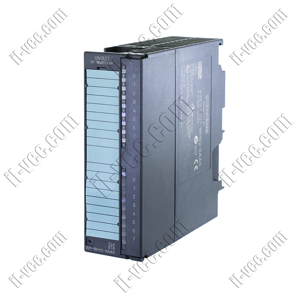 Модуль ввода дискретных сигналов Siemens 6ES7321-1BH02-0AA0, DI16, 24VDC