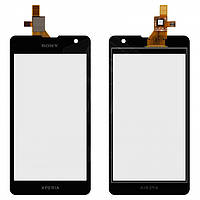 Touchscreen (сенсорный экран) для Sony Xperia TX LT29i, оригинал