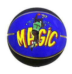 Мяч баскетбольный, с принтом вид 3 C34475