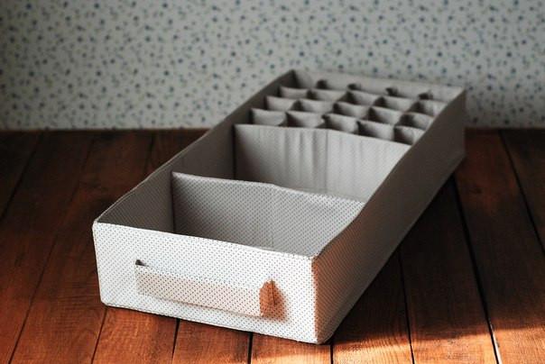 Органайзеры для белья по индивидуальным размерам (модель 1)