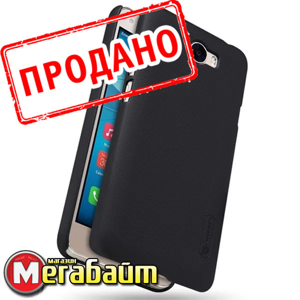 Чехол Nillkin Huawei Y5 II - Super Frosted Black