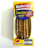 """Хлебные палочки гриссини """"Крокини"""" Roberto 250г"""