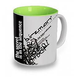 Кружка Birzman Mug керамическая 330мл, зеленая