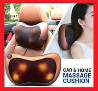 Massage pillow for home and car Массажная подушка для дома и машины