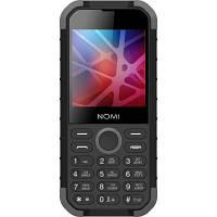 Мобильный телефон Nomi i285 X-Treme Black Grey
