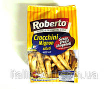 """Хлебные палочки гриссини """"Крокини мини"""" Roberto 150г"""
