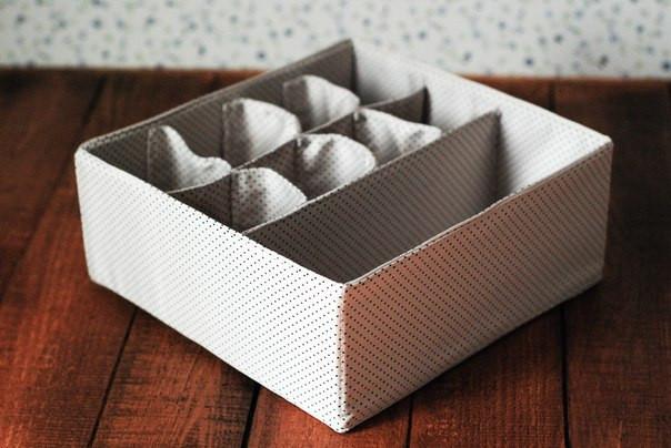 Органайзеры для белья по индивидуальным размерам (модель 3)