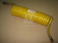 Шланг витой полиуретан М22x1,5 (желт) 7 м. DAF, MAN, SCHMITZ  , 05HH0110-B
