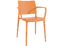 Кресло Papatya Joy-K оранжевый, фото 1