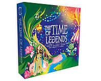 Развлекательная игра The time of legends в коробке Strateg - 181588