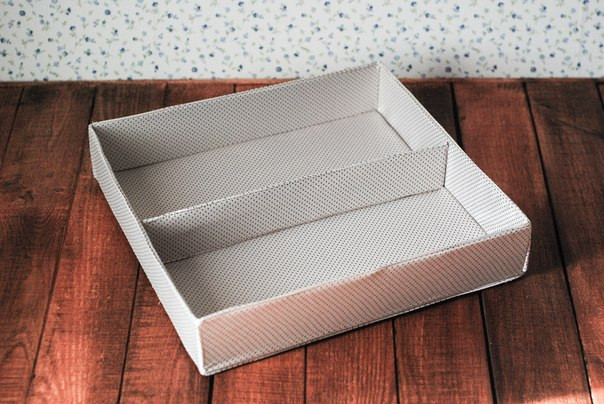 Органайзеры для белья по индивидуальным размерам (модель 4)