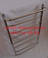 Полотенцесушитель водяной для ванной комнаты Трапеция 600*1000мм нержавеющая сталь