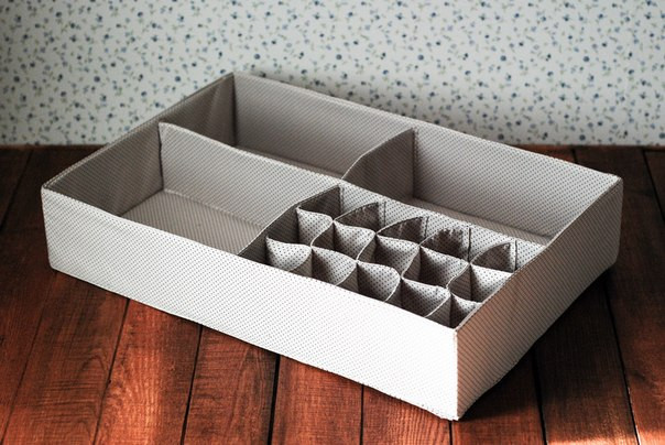Органайзеры для белья по индивидуальным размерам (модель 5)