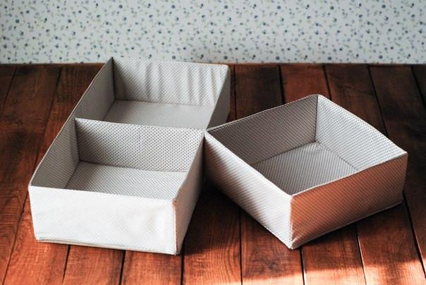 Органайзеры для белья по индивидуальным размерам (модель 6)