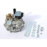 Редуктор  Tomasetto  АТ04 (метан) 2-3-е пок., эл.,   100 л.с. (до  70 кВт), вход D6 (M12x1), выход D19