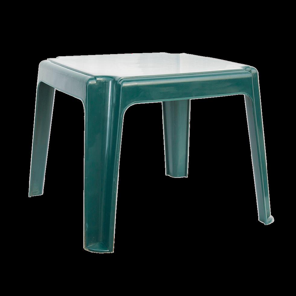 Столик для шезлонга Papatya ROYAL 05 темно-зеленый