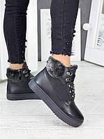 Ботинки женские кожаные 7220-28, фото 1