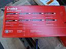 Стойка (амортизатор) Ваз 1119 передняя левая, масляная (СААЗ, Скопин, Россия), фото 2