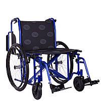 Коляска инвалидная OSD Millenium-HD-55 (для людей с избыточным весом)