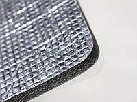 Полотно химически сшитое (ППЭ НХ) фольгированный 3 мм