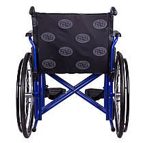Коляска инвалидная с усиленной рамой OSD Millenium-HD (60 см), фото 2