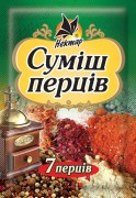"""Смесь перцев """"Нектар"""" молотая, 15 гр."""