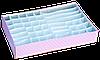 Органайзеры для белья по индивидуальным размерам (модель 11)