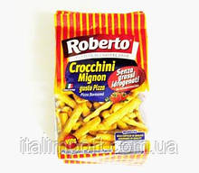"Хлебные палочки гриссини ""Крокини мини"" с томатом Roberto 150г"