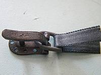 Шубный крючок серого цвета (50 штук)